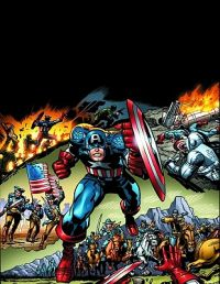Essential Captain America vol 5